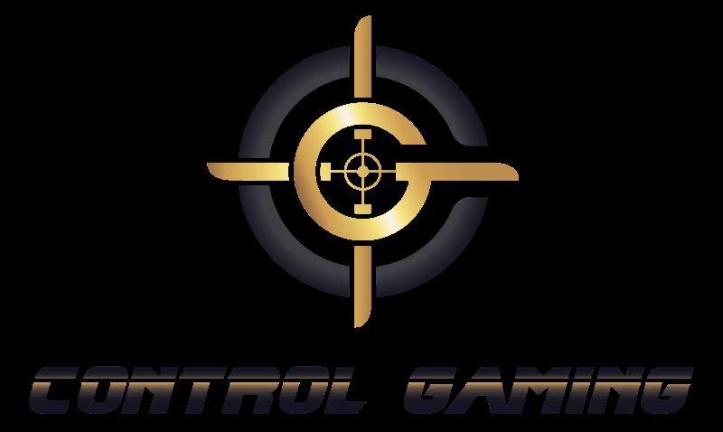 Vecta Studios Portfolio - Graphic Design Control Gaming Logo